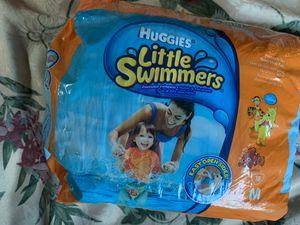 Huggies Little swimmers for Sale in Haymarket, VA