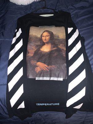 Off White Mona Lisa Long Sleeve for Sale in Sunnyvale, CA