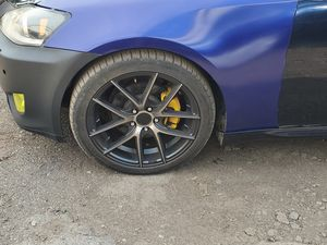 "18"" wheels and tires for Sale in Windsor, CT"