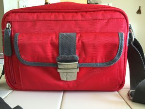 Nikon camera bag - cushy and protective for DSLRs and lenses for Sale in San Diego, CA