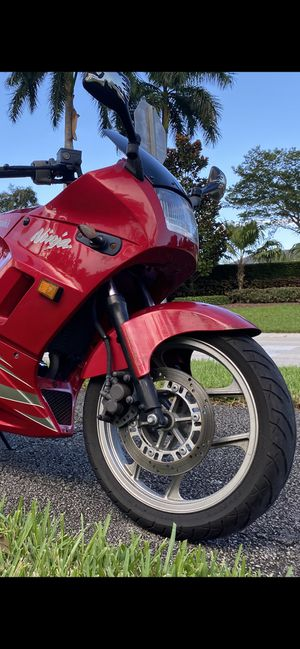 Kawasaki ninja 2008- 250R Super Fast, very clean for Sale in Fort Lauderdale, FL
