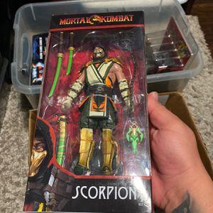Mortal Kombat Scorpion for Sale in Los Angeles, CA
