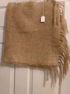Vintage Mohair Scarf/Clothing for Sale in Durham, NC