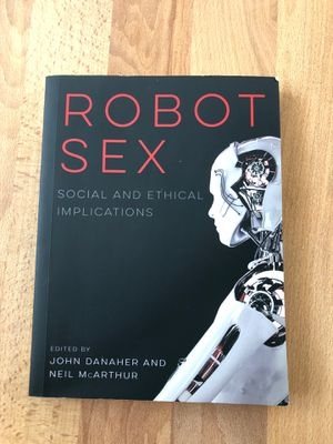 Robot Sex (textbook) ISBN: 978-0-262-03668-9 for Sale in Fremont, CA