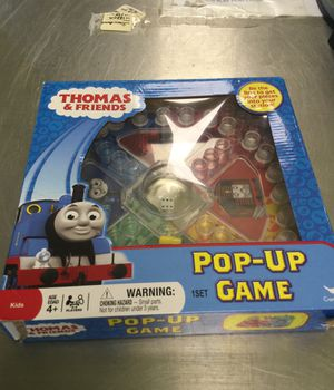 Thomas&friends Pop-Up Game for Sale in Matawan, NJ