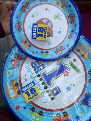 Birthday Plates for Sale in Marietta, GA