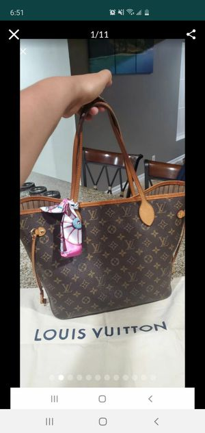 Authentic Louis Vuitton bag for Sale in Anaheim, CA