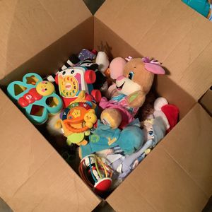 Baby Toys And Stuffed Animals for Sale in Tacoma, WA