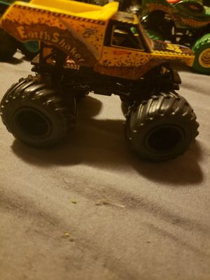 1:64 hot wheels monster trucks for Sale in Township of Taylorsville, NC