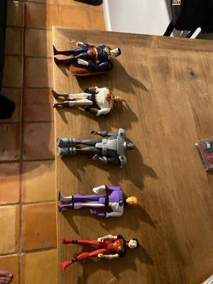 Justice League Action Figures for Sale in Miami, FL