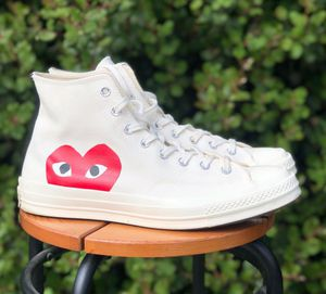 CDG Comme des Garçons PLAY x Converse Chuck Taylor Hi Top 100% Authentic Sz 11 for Sale in San Diego, CA
