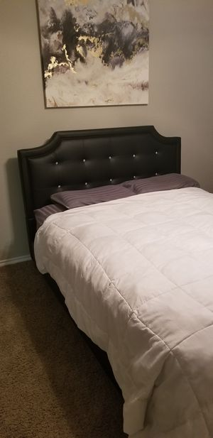 Luxury Queen Bed Frame for Sale in Tyler, TX