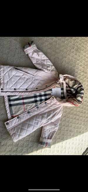 Burberry jacket size 2y for Sale in El Cajon, CA