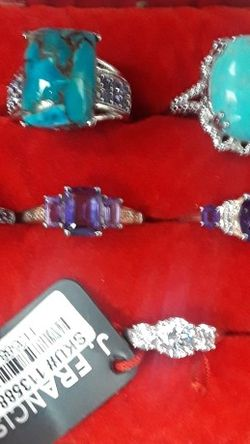 Sterling Silver Rings for Sale in Milton,  FL