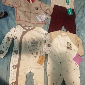 New w Tags Baby Clothes Size 3-6months for Sale in Bell Gardens, CA