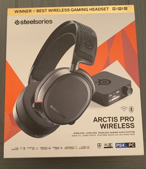 Arctis Pro Wireless Gaming Headset for Sale in Montclair, CA