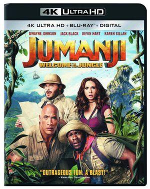 Jumanji Welcome to The Jungle - Digital Copy Code - MovieAnywhere 4k Movie for Sale in Jurupa Valley, CA