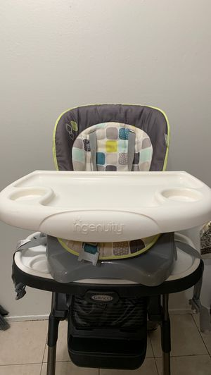 Ingenuity Baby Booster Seat for Sale in Santa Ana, CA