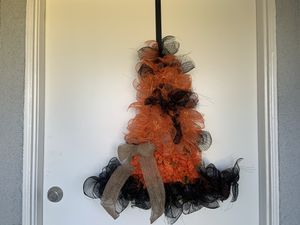 Witchy Witch Wreath for Sale in City of Industry, CA