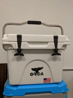 Orca 20qt cooler for Sale in Charlotte, NC