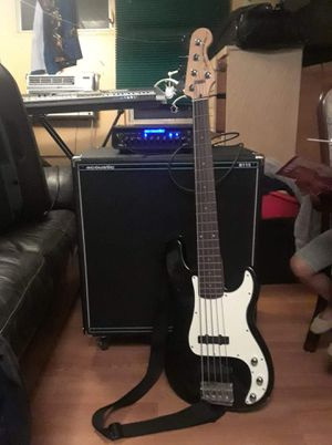 PRICE FOR ALL !! fender 5 string bass Instrumentales for church or DJ .all like new conditions! for Sale in Lake Worth, FL
