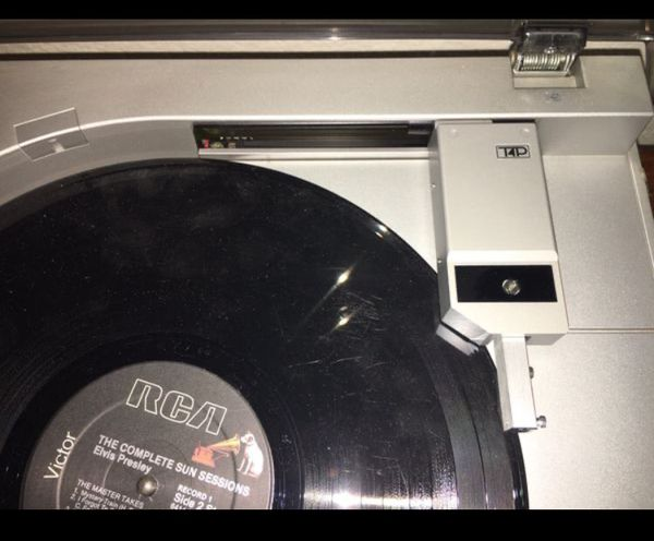SONY PS-LX510 TURNTABLE