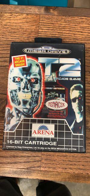 T2 The Arcade Game - Sega Mega Drive for Sale in Highland Park, IL