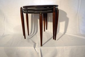 1960s Mid Century Stack Tables set of 3 for Sale in Sun City, AZ
