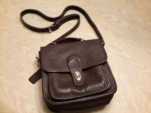 Coach Crossbody Genuine Leather Handbag for Sale in Sun City, AZ