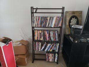 Over 100 dvds$ 80.00 for Sale in Fort Lauderdale, FL