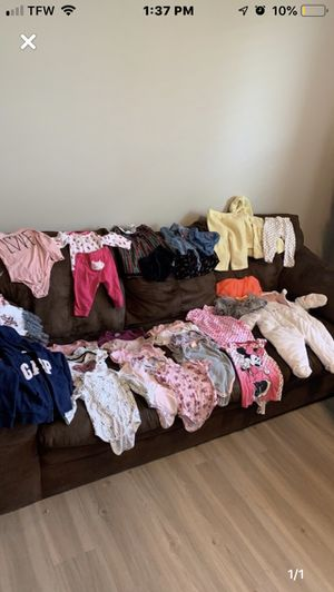 6-9 month baby clothes for Sale in Nashville, TN