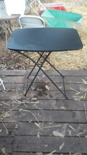Black table for Sale in Lexington, KY