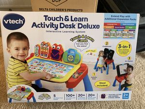 Unopened touch and learn activity desk for kids for Sale in Redmond, WA