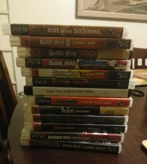 13 PS3 games for Sale in Ashburn, VA