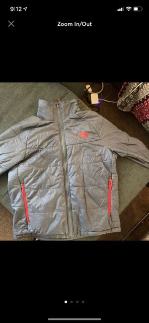 The Northface jacket for Sale in Weymouth, MA