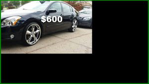 2004 Nissan Maxima only$600 for Sale in San Diego, CA