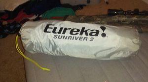 Eureka sun river 2 person tent for Sale in Potomac Falls, VA