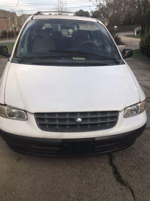 1998 Plymouth van Runs great for Sale in Lilburn, GA
