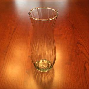 """7"""" Glass Flower Vase for Sale in Tempe, AZ"""