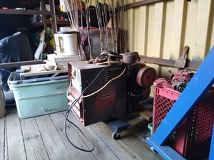 Several brand names and types of welders/generators. for Sale in Escondido, CA
