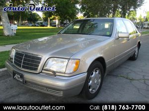 1996 Mercedes-Benz S-Class for Sale in North Hollywood, CA