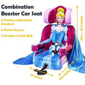 Harness Booster Car Seat, Disney for Sale in Las Vegas, NV