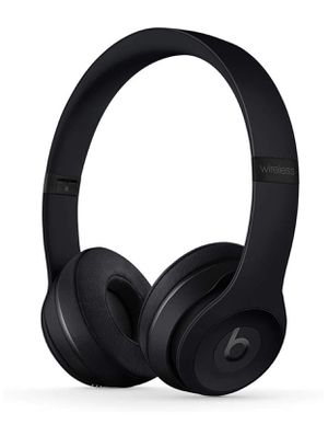 Beats Solo3 Wireless On-Ear Headphones - Apple W1 Headphone Chip, Class 1 Bluetooth, 40 Hours Of Listening Time - Black for Sale in Hillsboro, OR