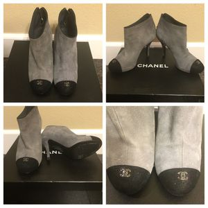 Chanel booties for Sale in Del Mar, CA