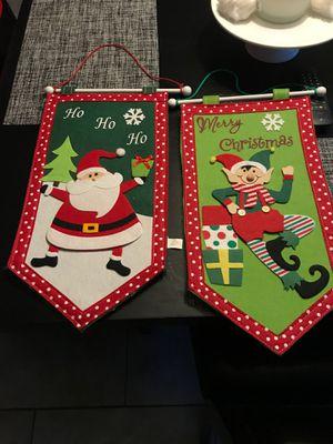 Christmas decor for Sale in Malden, MA