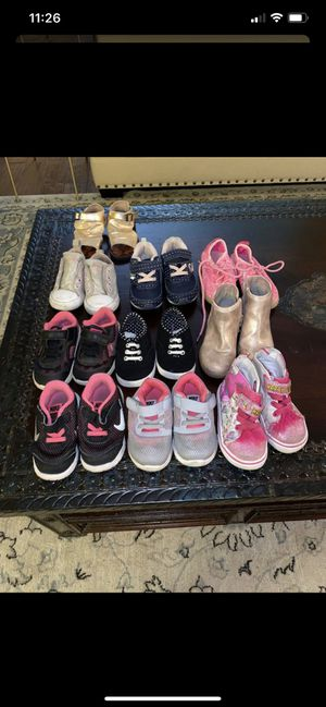 Shoes for toddlers for Sale in Rancho Cucamonga, CA