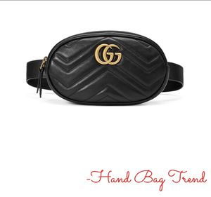 GG Marmont Small Matelasse Leather Belt Bag for Sale in Los Angeles, CA