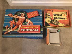 Vintage 1950's toys and game - Dick Tracy - Record Player for Sale in Denver, CO
