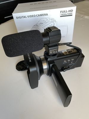 YouTube Vlogging Video Camera for Sale in Queen Creek, AZ