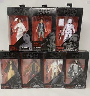 Star Wars The Black Series figurines for Sale in El Monte, CA